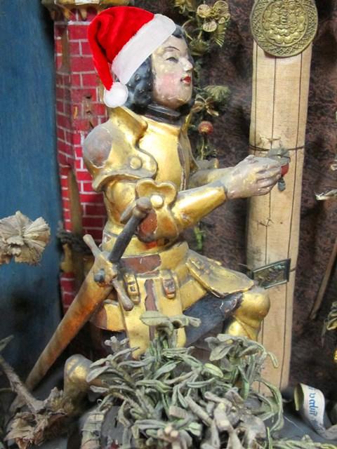 Kerst in de Besloten Hofjes